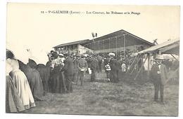 SAINT GALMIER - Les Courses, Les Tribunes Et Le Pesage - Unclassified