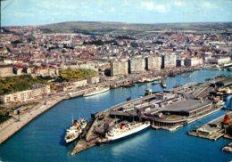 62 - Boulogne : La Gare Maritime Et Le Port - Boulogne Sur Mer
