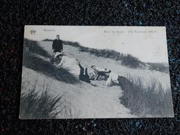 Westende, Dans Les Dunes, Une Ascension Difficile  (Y6) - Westende