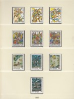 VATIKAN  Jahrgang 1990, Postfrisch **, Komplett Mi. 996-1022 - Vatican