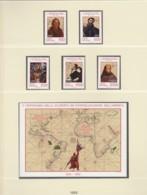 VATIKAN  Jahrgang 1992, Postfrisch **, Komplett Mi. 1051-1078 - Vatican