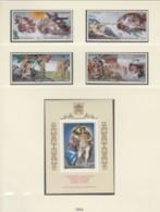 VATIKAN  Jahrgang 1994, Postfrisch **, Komplett Mi. 1107-1135 - Vatican