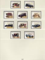 VATIKAN  Jahrgang 1997, Postfrisch **, Komplett Mi. Block 12-1233 - Vatican