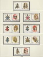 VATIKAN  Jahrgang 1998, Postfrisch **, Komplett Mi. 1234-1268 - Vatican