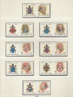 VATIKAN  Jahrgang 1999, Postfrisch **, Komplett Mi. 1269-1322 - Vatican