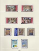 VATIKAN  Jahrgang 2001, Postfrisch **, Komplett Mi. 1362-1393 - Vatican