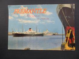 Australia, Fremantle THE GATEWAY TO AUSTRALIA 12 PICTURE - Fremantle