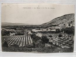 Taillades. Les Ruines Et Le Clos Du Château - Frankrijk