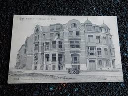 Westende, Groupe De Villas, 1910, Timbre   (Y6) - Westende