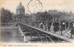 ** Lot De 4 Cartes ** 75 - PARIS : Cartes Diversifiées ( Toutes Scannées ) - CPA - Seine - France
