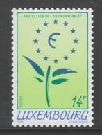 TIMBRE NEUF DU LUXEMBOURG - PROTECTION DE L'ENVIRONNEMENT N° Y&T 1279 - Protection De L'environnement & Climat