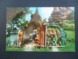 CAMBODIA - Phnom Penh - Wat Phnom - Cambodia