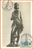 Tematica - Celebrità - Napoleone - FRANCIA - France - 1969 - Bonaparte à Brienne + Special Cancel Inauguration Du Musée - Personaggi Storici
