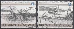 4333/4334 La Poste Aérienne /Luchtpostvlucht Oblit/gestp - Belgique