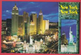 "LAS VEGAS - ""New York  New York "" Hotel & Casino - SUP** 2 SCANS - Las Vegas"