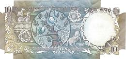 INDIA P.  81h 10 R 1990 UNC - India