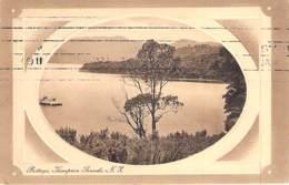 NOUVELLE ZELANDE New Zealand - PORTAGE : Henepuru Sounds - CPA - Neuseeland Nieuw Zeeland Nueva Zelanda Nuova Zelanda - Nouvelle-Zélande