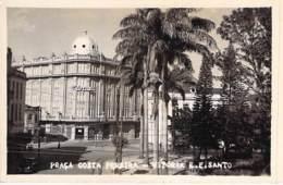 BRASIL Brazil Brésil - VITORIA E.E. SANTO : Paça Costa Pereira - CPSM Photo Format CPA - - Vitória