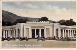 VENEZUELA - VARACAS : Museo Bellas Artes - CPA 1938 - AMERIQUE DU SUD South America Sudamerica Südamerika - Venezuela