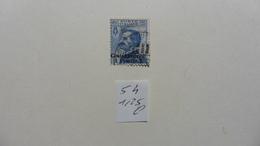 Italie > Bureaux Etrangers > Levant :timbre N° 54  Oblitéré - Bureaux Etrangers