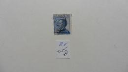 Italie > Bureaux Etrangers > Levant :timbre N° 86  Oblitéré - Bureaux Etrangers
