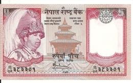 NEPAL 5 RUPEES ND2005 UNC P 53 - Nepal