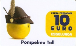 *ITALIA - ESSELUNGA - GIFT CARD (12/2016)* - Gift Cards