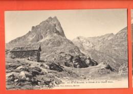 VAV-23 Col De La Gueulaz Sur Champéry, Perrron Et Cheval Blanc, Cabane. Non Circulé Jullien 6749 - VS Valais