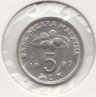 @Y@   Maleisie  5 Sen  1997   (4453) - Malaysia