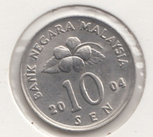 @Y@   Maleisie  10 Sen   2004    (4452) - Malaysie