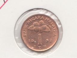 @Y@   Maleisie  1 Sen    1997     (4450) - Malaysie
