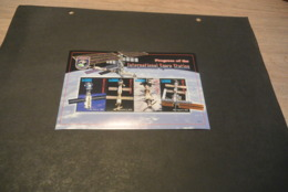 M4805- Bloc MNh Sierra Leone - 2006 - Int. Space Station - Space
