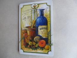2003 Calendrier De Poche Thème Pharmacie Champignons - L'armoire à Pharmacie 3 Volets - Calendars