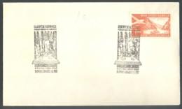 Yugoslavia, 1961-10-01, Slovenia, Slovenj Gradec, WWII Graves, Spec Postmark - Altri