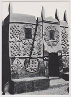 VISAGE DU NIGER - MAISON HAOUSSA DE ZINDER - Ed. ONT - Cliché J.M. Bertrand - Niger