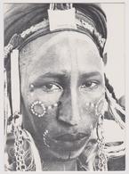 VISAGE DU NIGER - PEUL BOROBO - Ed. ONT - Cliché J.M. Bertrand - Niger