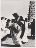 VISAGE DU NIGER - DANSE DES JARDINIERS - AGADEZ - Ed. ONT - Cliché J.M. Bertrand - Niger