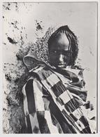 VISAGE DU NIGER - JEUNE FILLE TOUBOU - Ed. ONT - Cliché J.M. Bertrand - Niger