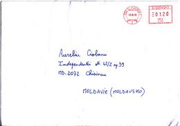 Slovenia , 2018  Machine Stamp , Used Cover - Slovenia