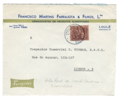 1967 Portugal, AUTO AMB, AMBULANCIA Postmark, Envelope/letter, Advertising - BLAMB - BL-13 - Interi Postali