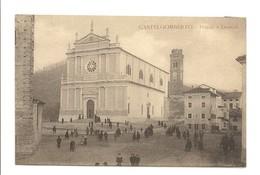 CASTELGOMBERTO - PIAZZA E DUOMO - Vicenza