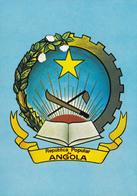 PROPAGANDE / PROPAGANDA : MOVIMENTO POPULAR DE LIBERTAÇAO DE ANGOLA / MPLA / PARTIDO DO TRABALHO - 1978 (aa472) - Angola