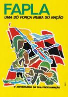 PROPAGANDE / PROPAGANDA : MOVIMENTO POPULAR DE LIBERTAÇAO DE ANGOLA / MPLA / PARTIDO DO TRABALHO - 1978 (aa475) - Angola