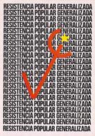 PROPAGANDE / PROPAGANDA : MOVIMENTO POPULAR DE LIBERTAÇAO DE ANGOLA / MPLA / PARTIDO DO TRABALHO - 1978 (aa476) - Angola