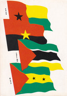 PROPAGANDE / PROPAGANDA : MOVIMENTO POPULAR DE LIBERTAÇAO DE ANGOLA / MPLA / PARTIDO DO TRABALHO - 1978 (aa480) - Angola