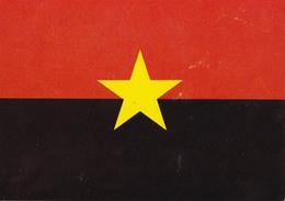 PROPAGANDE / PROPAGANDA : MOVIMENTO POPULAR DE LIBERTAÇAO DE ANGOLA / MPLA / PARTIDO DO TRABALHO - 1978 (aa482) - Angola