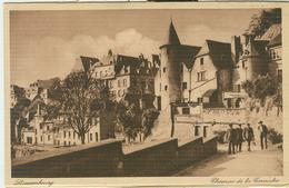 Lussemburgo, Luxembourg, Chemin De La Corniche,NUOVA,B/N - Lussemburgo - Città