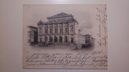 Algeria, Algérie - Constantine - Le Theatre - ND Phot - 1901 [TM/Lpt100e] - Constantine