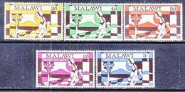 MALAWI  142-6   **  CHRISTMAS   MOTHER & CHILD - Christmas