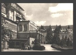 Krkonose - Spindleruv Mlyn - Zotavovna ROH 9 Kveten ... - 1969 - Photo Card - Tsjechië